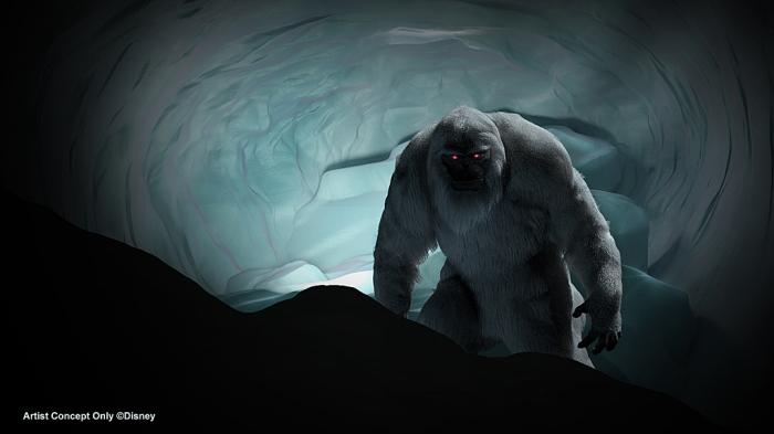 Abominable-Snowman-Disneyland-Matterhorn-Concept
