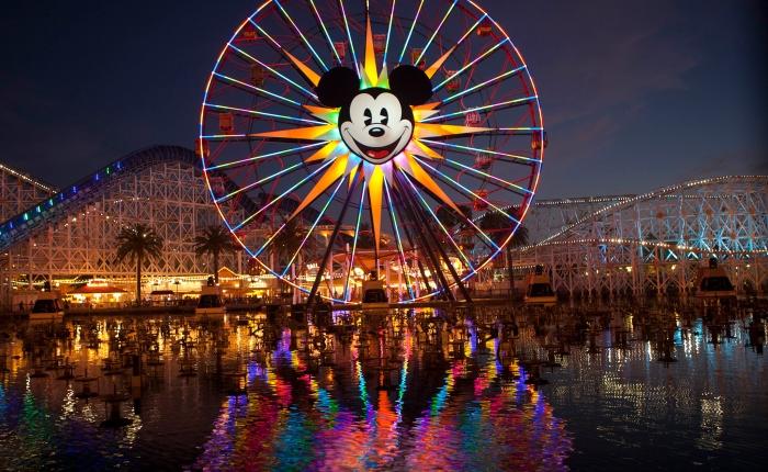 Top 10 Disney California Adventure Attractions Pt.1