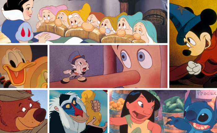 The Eras of Disney Animation
