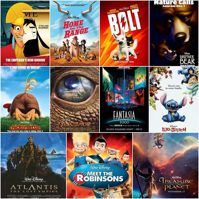 Disney 2000's