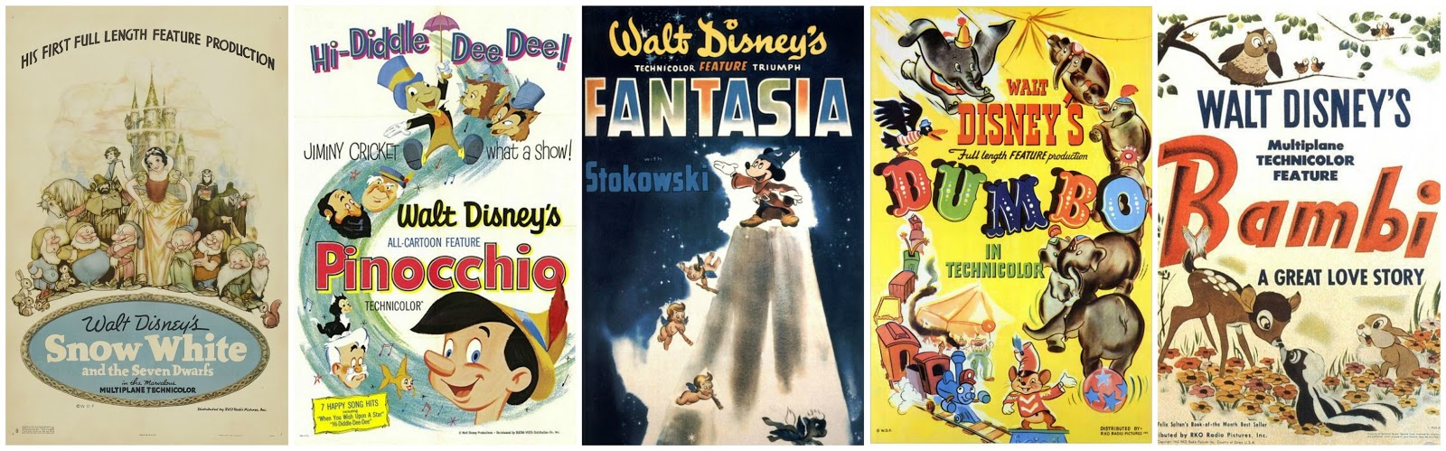 disney golden age