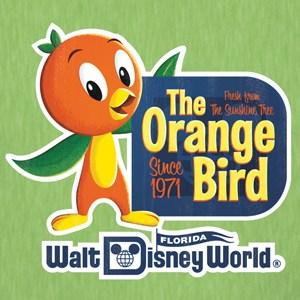orange bird 7