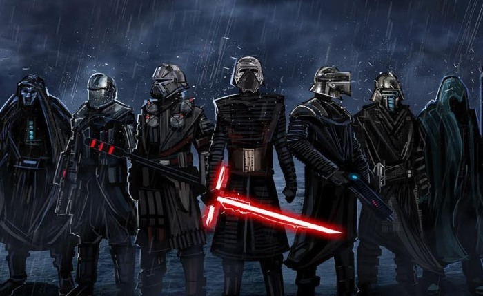 This Question Can Fix Star Wars: Who Are the Knights of Ren?