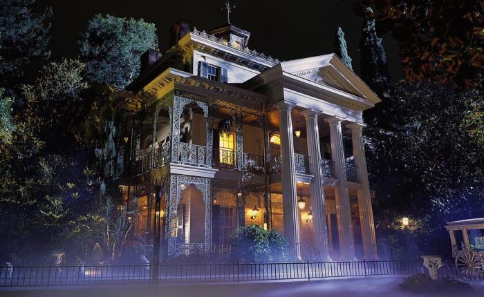 Welcome, Foolish Mortals: The History of the Haunted Mansion