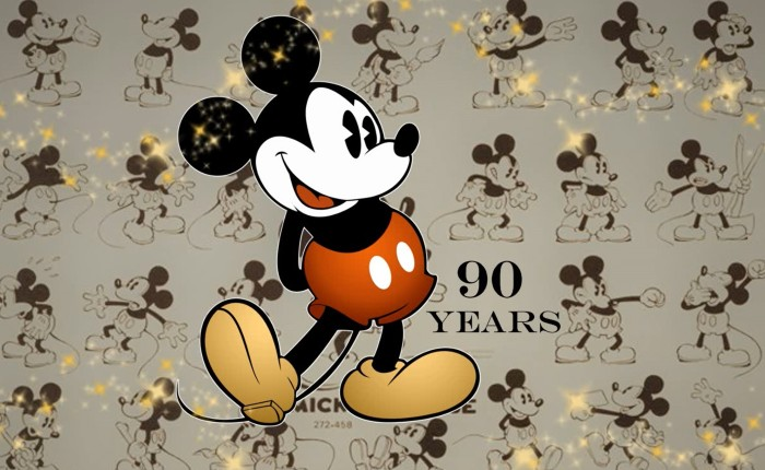 The Origin of Mickey Mouse (and What it Means to Me)