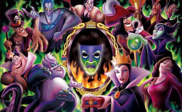 Disney's Villainous Voices